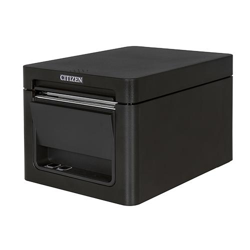 Citizen CT-E351, USB, Ethernet, 8 Punkte/mm (203dpi), weiß
