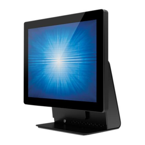 Elo 15E3 38,1cm (15), SSD, Win. 10, schwarz, lüfterlos
