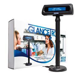 Glancetron 8035, Kit (USB), schwarz, USB